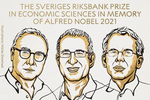Нобелівську премію в галузі економіки отримали американські дослідники