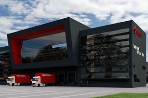 «Нова пошта» побудує сортувальний термінал біля аеропорту «Бориспіль»