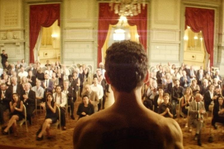 Прем'єра тижня: «Людина, яка продала свою шкіру»