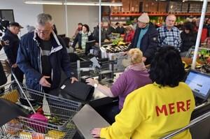 РНБО ввела санкції проти російської мережі магазинів Mere