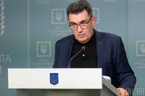 Данілов: РНБО затвердила перший в історії План оборони України