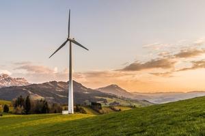 Ціна на газ у Європі почала знижуватися після прогнозу теплої погоди та сильних вітрів