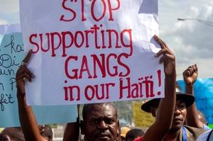 Страна банд: как в Гаити разразился бум киднеппинга