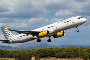 Іспанський лоукостер Vueling відкриває рейси з Києва до Парижа