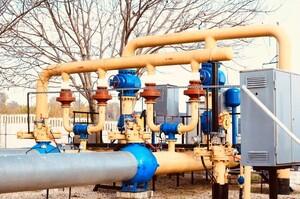 Молдова отримала газ від України для підтримки роботи своєї ГТС