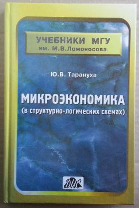Мікроекономіка (у структурно-логічних схемах)