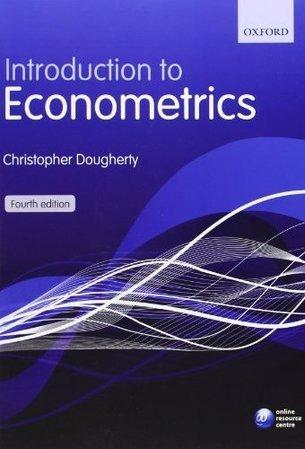 Вступ до економетрики