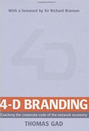 4D БРЕНДИНГ: зламуючи корпоративний код мережевої економіки