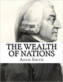 Дослідження про природу та причини багатства народів