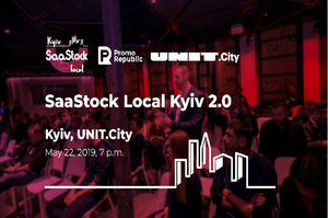 SaaStock Local Kyiv: Стратегія з маркетингу в SaaS-бізнесі