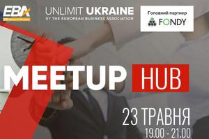 Unlimit Ukraine: the MeetUp Hub