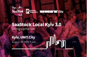 SaaStock Local Kyiv 3.0: Выход на элитный рынок
