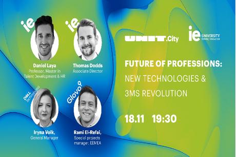 Майбутнє професій: нові технології та революція 3M