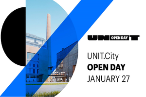UNIT.City OPEN DAY | January