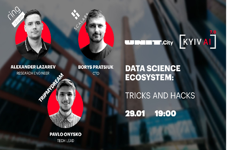 Kyiv AI 7.0: Data Science Ecosystem: tricks and hacks