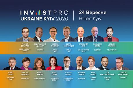 InvestPRO UkraineKyiv2020