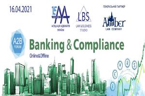 BANKING&COMPLIANCE 2021 A2B FORUM
