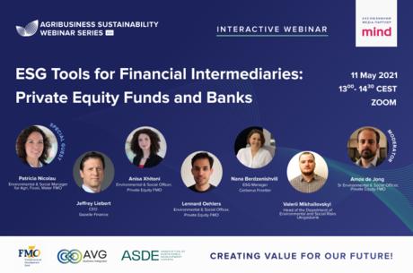 ESG- інструменти для фінансових установ: інвестиційних фондів і банків