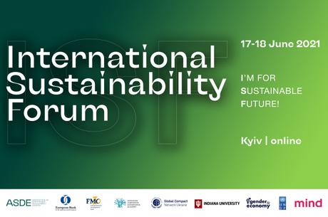 International Sustainability Forum