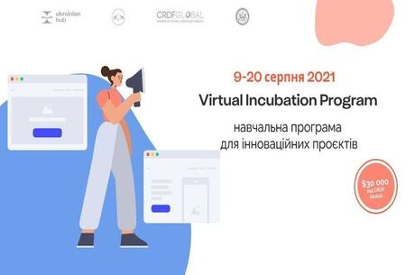 Virtual Incubation Program