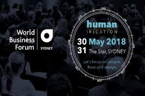 World Business Forum 2018