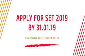 Конкурс енергетичних стартапів Start Up Energy Transition