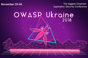 OWASP Ukraine 2018