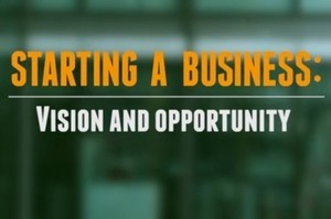 Онлайн-курс «Начни свой бизнес»