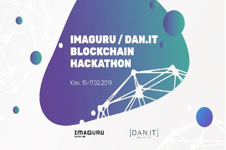 Imaguru / DAN.IT Blockchain Hackathon 2019