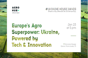 Europe's Agro Superpower:Ukraine, Powered by Tech and Innovation