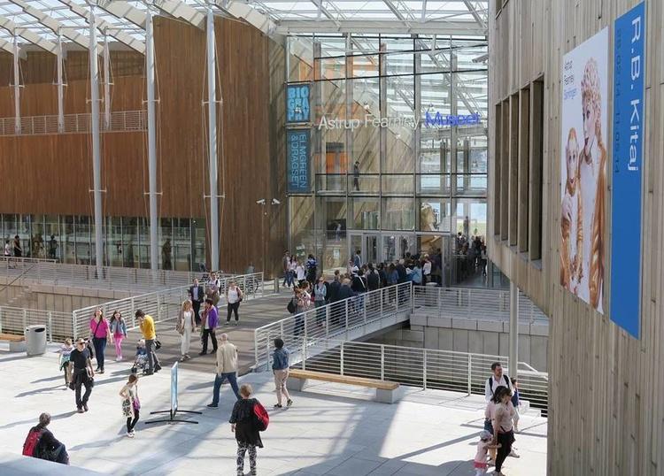 приватний музей сучасного мистецтва в Норвегії