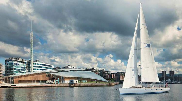 От торговли рыбой к картинам: как в Норвегии создали частный музей современного искусства