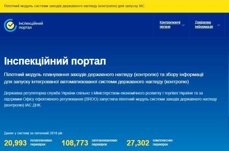 Проверок.Net: как Кабмин будет поворачивать 17 000 инспекторов лицом к бизнесу