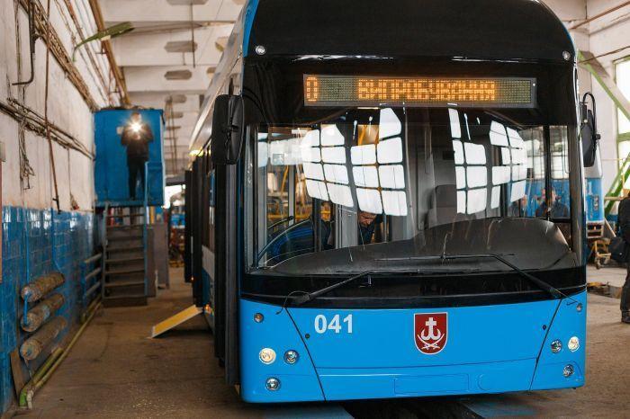 efe59b8e53bdb6 Вінниця почала виготовляти власні тролейбуси | Mind.ua