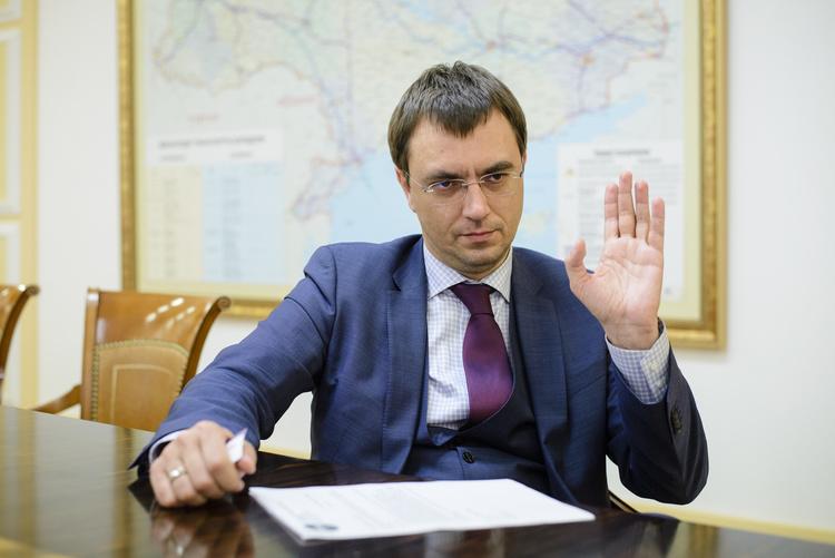 Владимир Омелян: «В свободное от работы время занимаюсь проектом украинского Hyperloop»