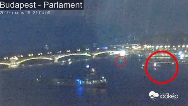 Аварія туристичного катера в Будапешті: зросла кількість загиблих