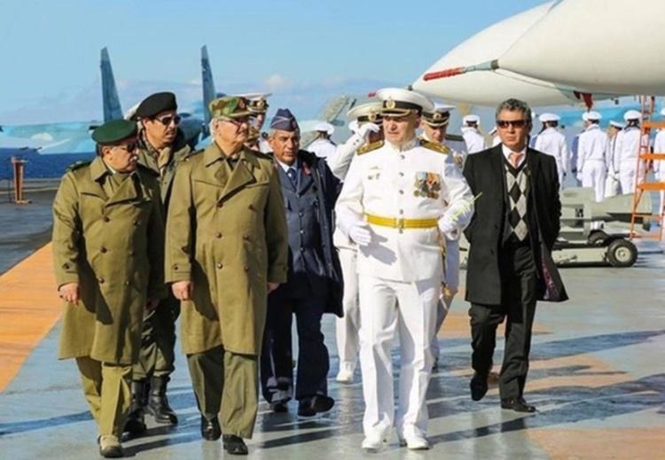 Как «новый Каддафи» и 800 российских наемников завоевывают Ливию