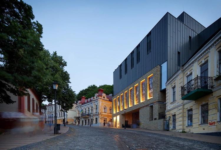 Театр на Подолі: 4 міфи про зведення будівлі на Андріївському узвозі
